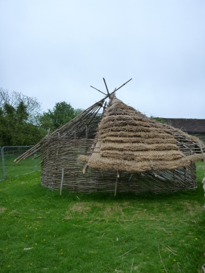A range of building techniques tested on the third Neolithic house