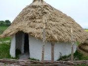 Another of the Neolithic Houses based on evidence from Durrington Walls