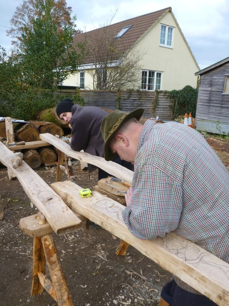 The master bodger steps in with some woodcraft magic.