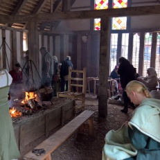 Vikings in occupation
