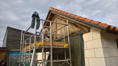 render on gable end