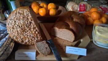 Martin's Roman bread