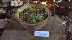 Martin's Roman lentil dish