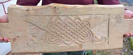 fabulous detailed carving