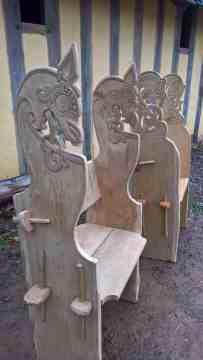 Viking flatpack furniture