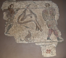 the East Coker mosaic